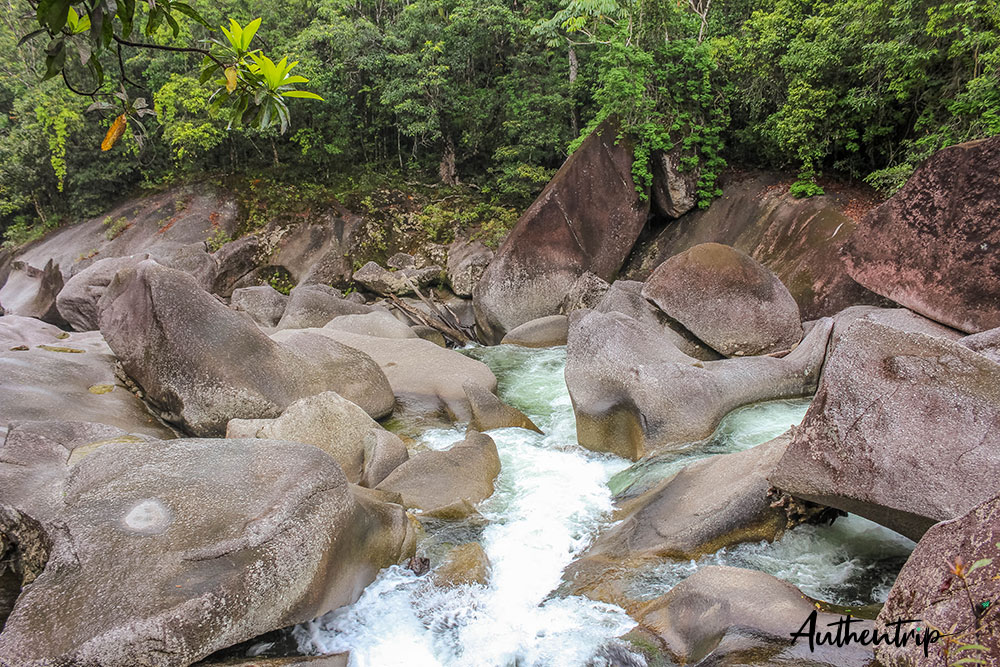 babinda boulders torrent