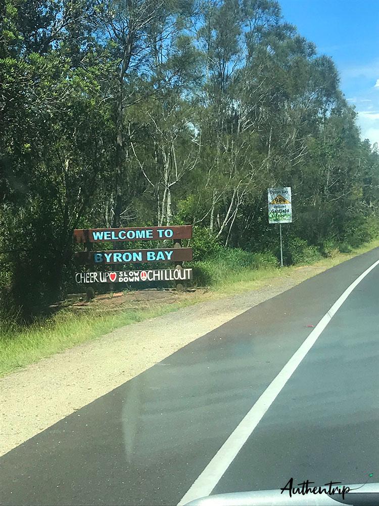 welcome byron bay
