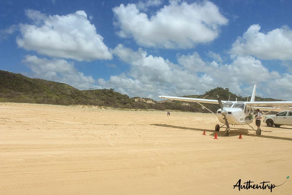 fraser 75 miles beach avion