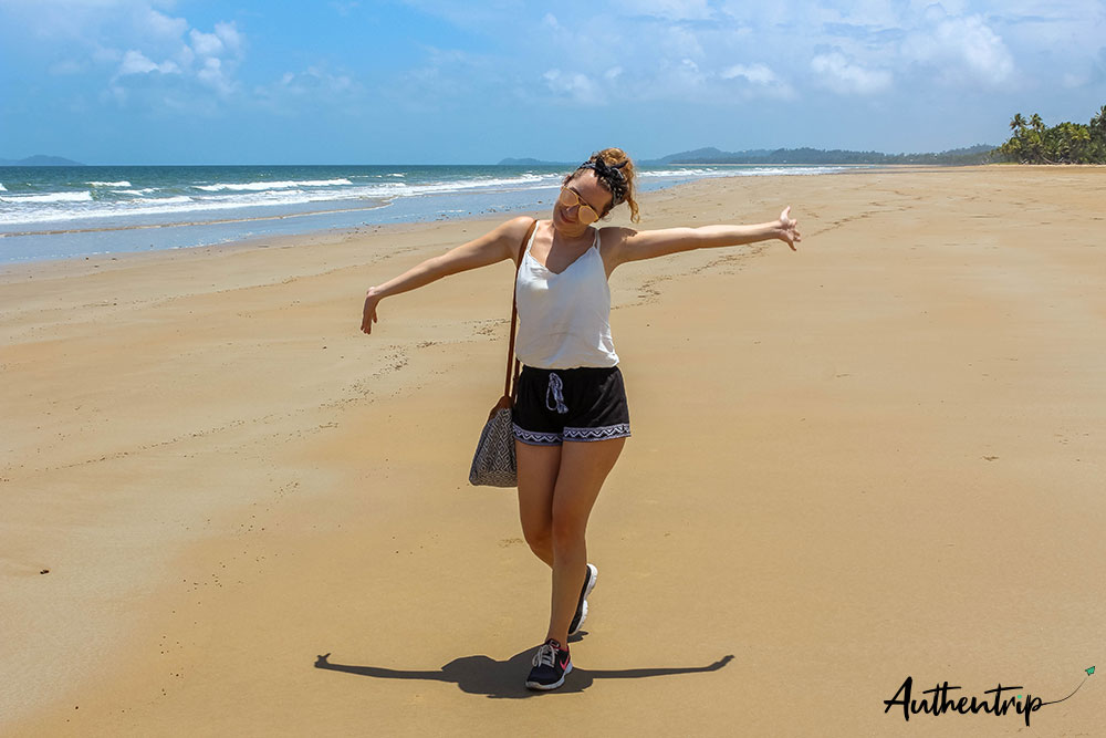 mission beach balade
