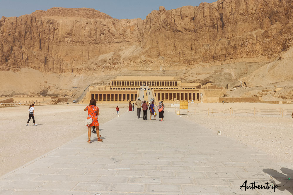 temple hatchepsut