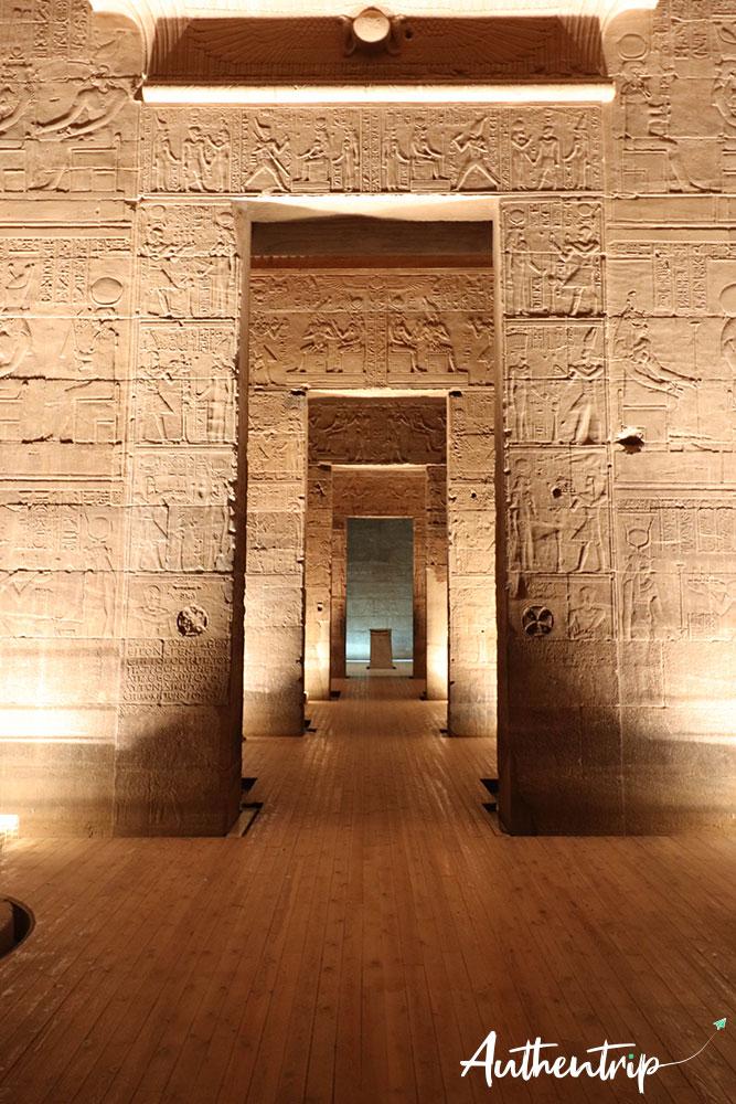 intérieur de Philae