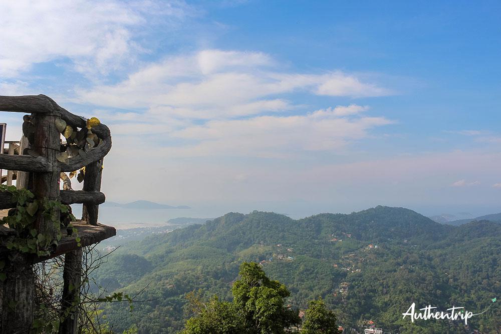 big bouddha phuket vue
