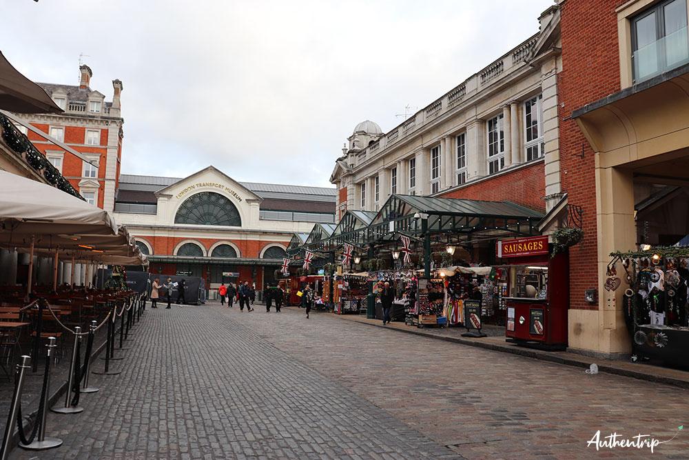 marché musée covent garden