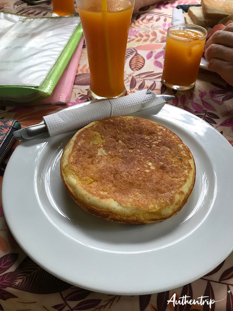 pancake plat khao sok