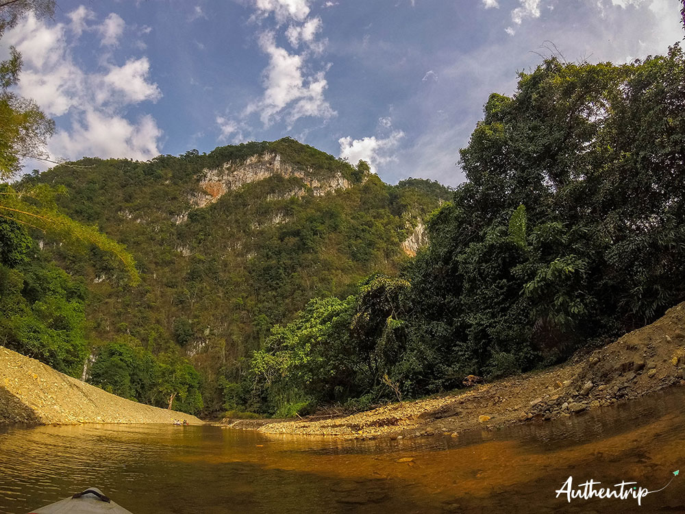 riviere jungle khao sok