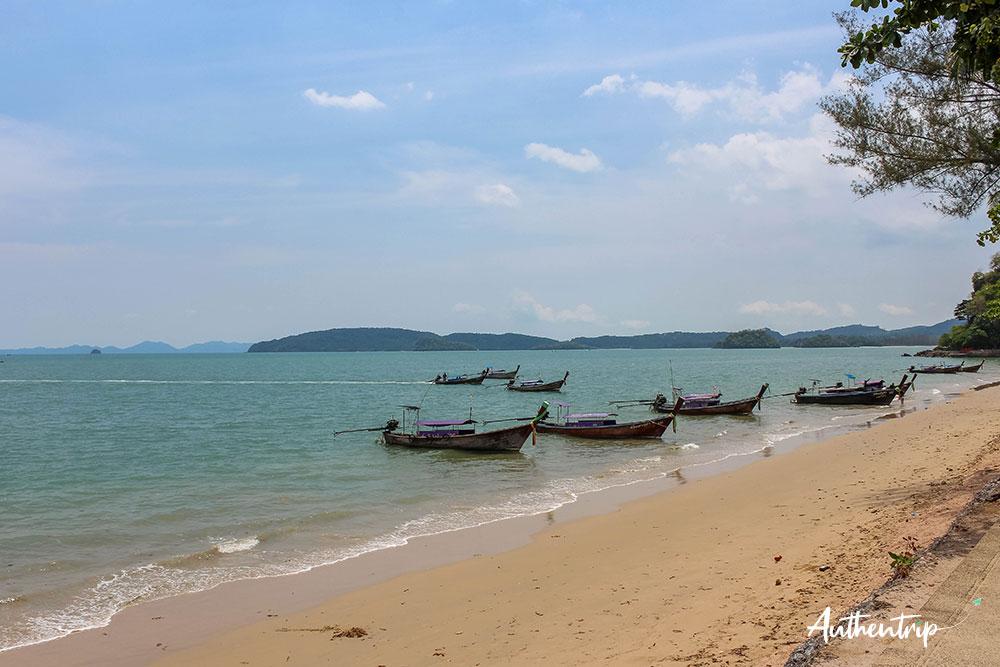 plage ao nang krabi