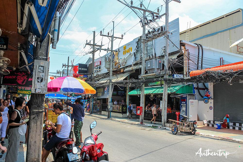 patong beach phuket bars