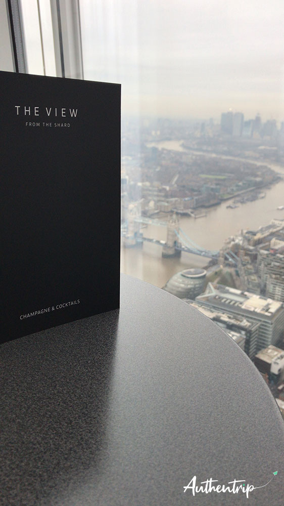 The View, The Shard