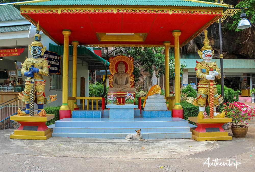 krabi tiger cave temple chien