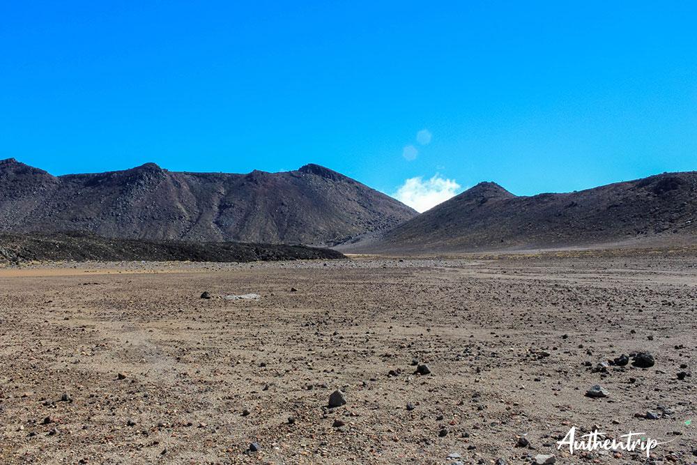central crater tongariro