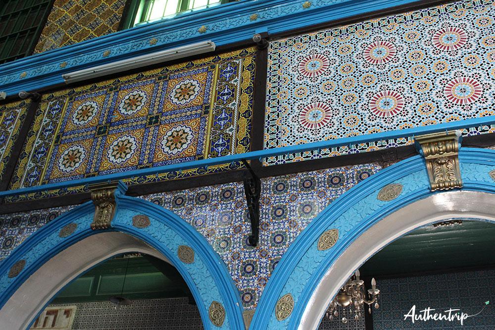 détails synagogue la ghriba djerba