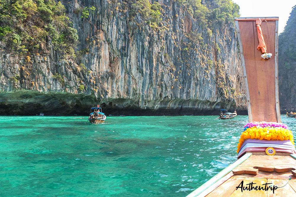 bateaux loh sama bay