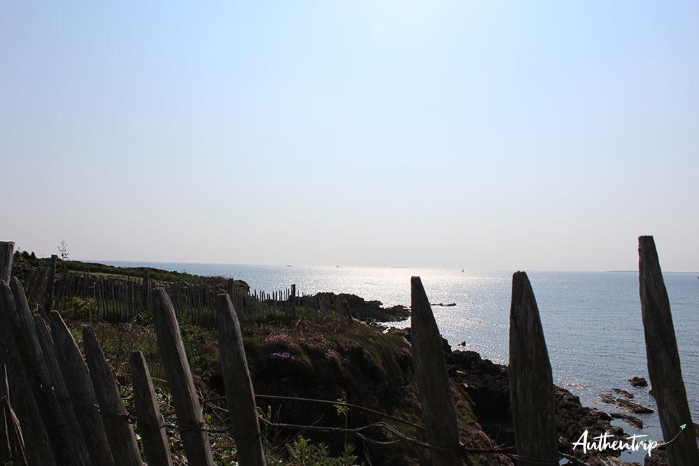 sentier Pointe Saint Mathieu