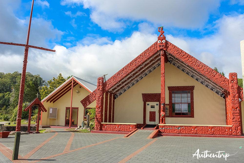 place whakarewarewa