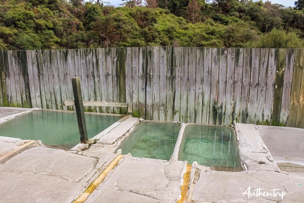 salle de bains whakarewarewa