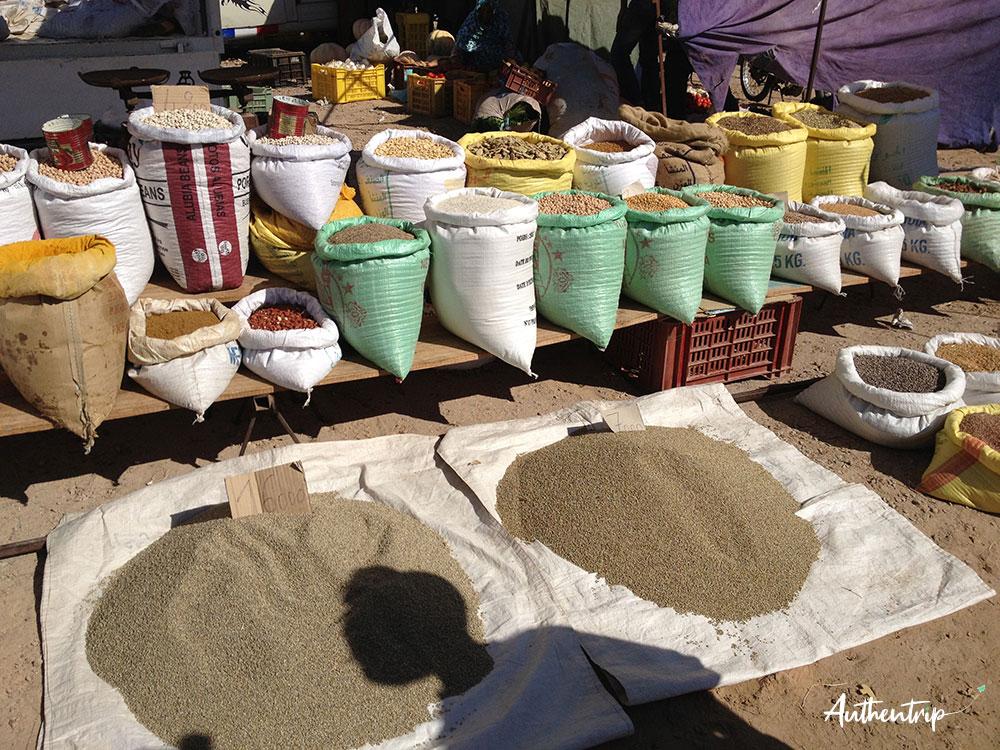 marché berbère zarzis