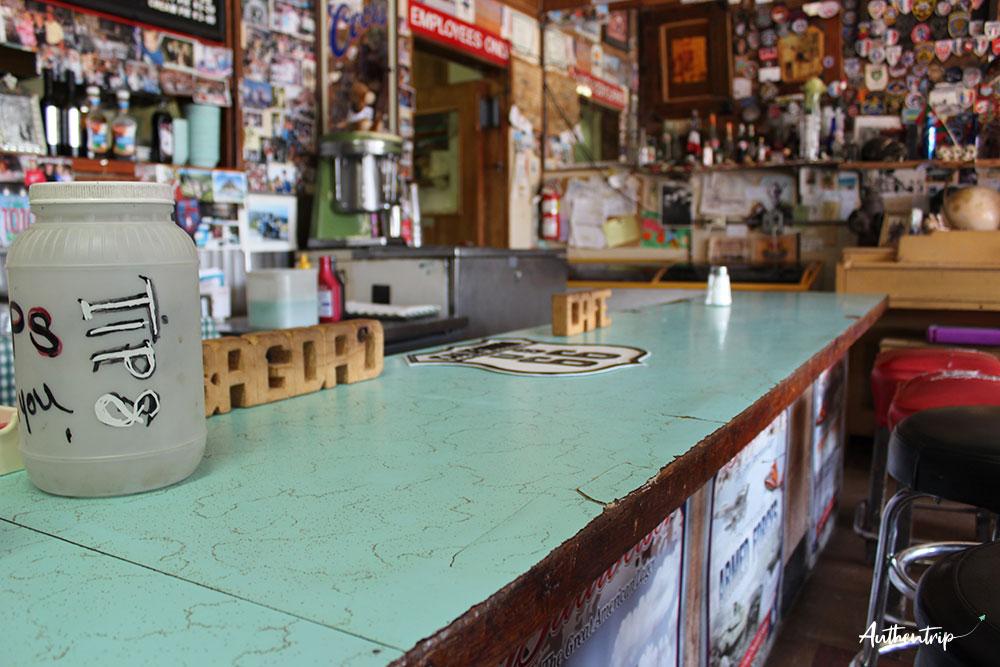 Bagdad Cafe Comptoir