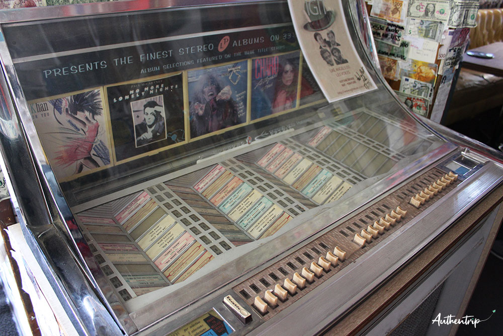 Bagdad Cafe JukeBox