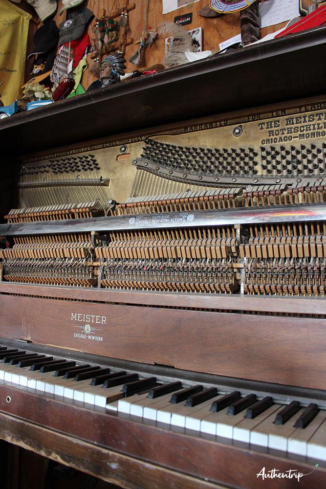Bagdad Café Piano
