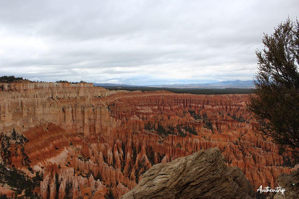 bryce canyon road trip côte ouest états unis