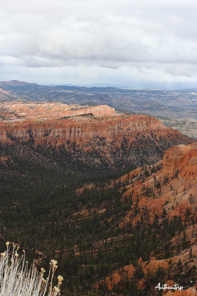 road trip côte ouest états unis bryce canyon
