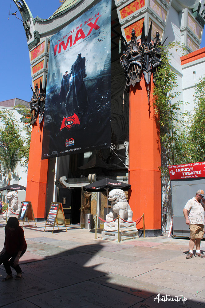 los angeles chinese theater