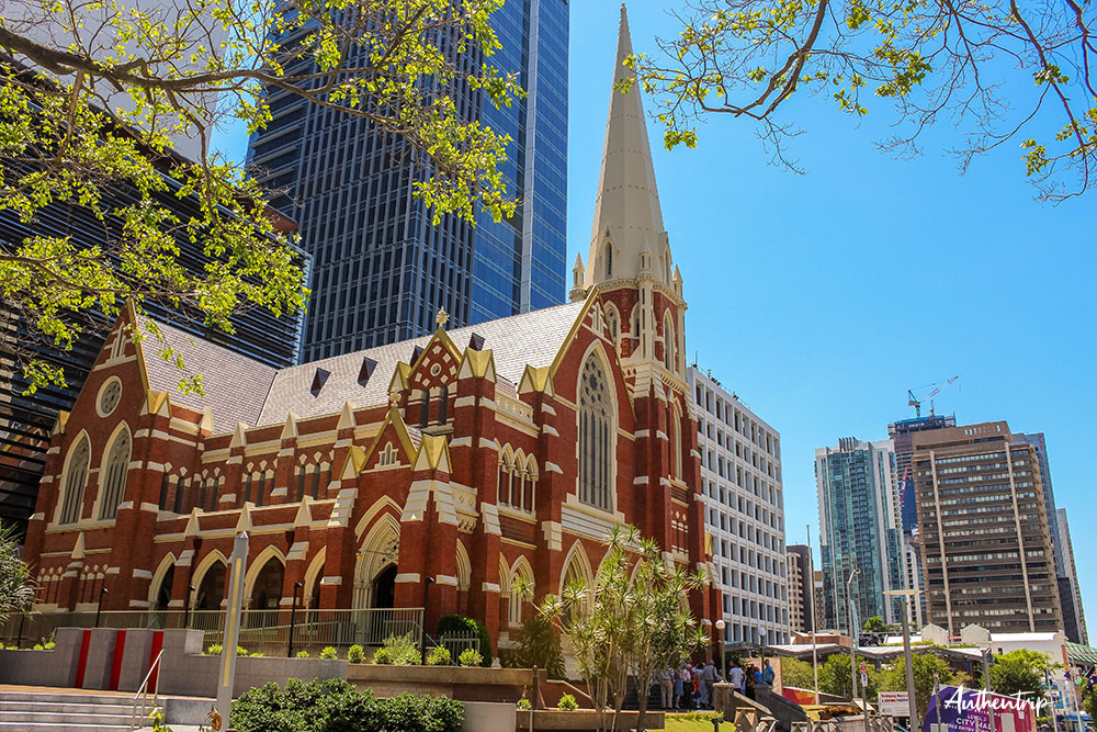brisbane eglise