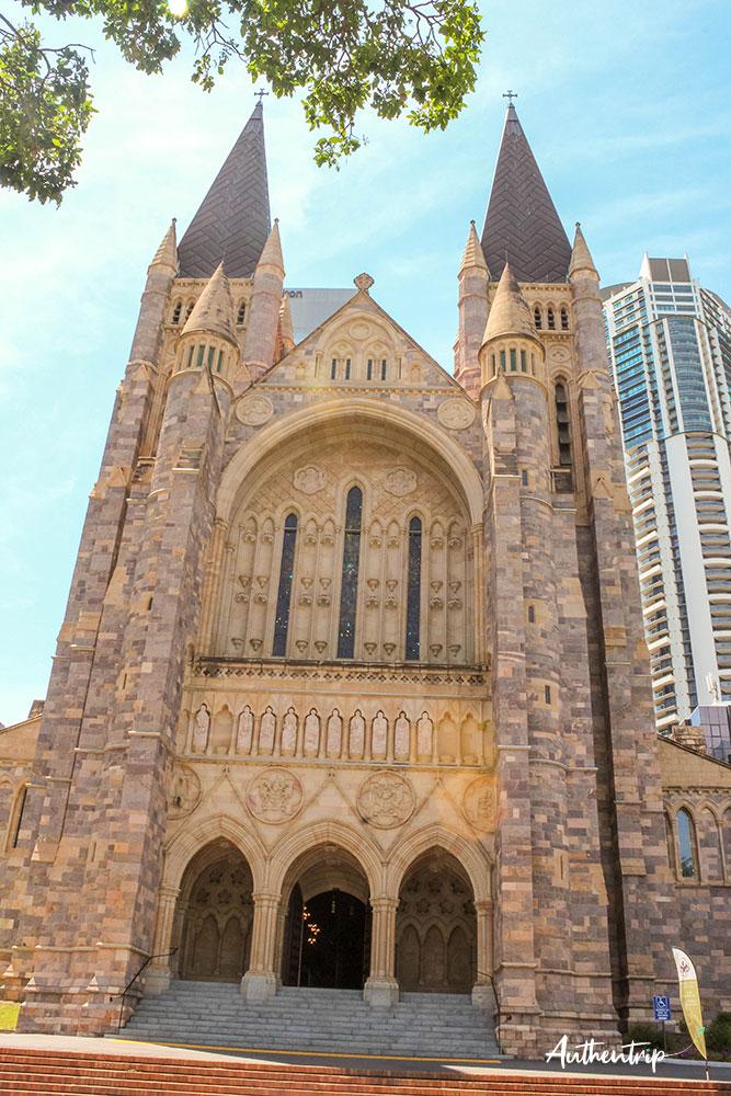 Eglise, Brisbane