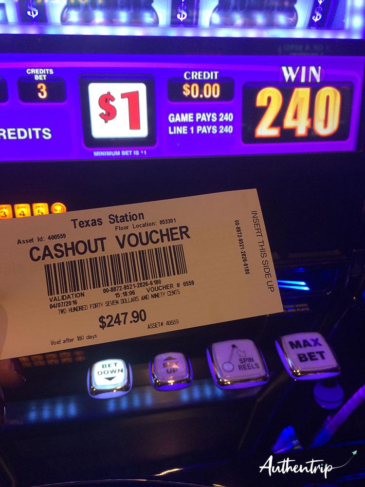 road trip côte ouest états unis casino