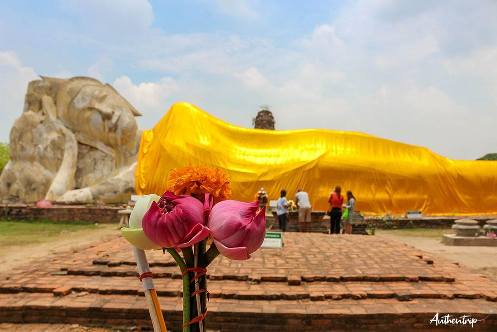 ayutthaya bouddha