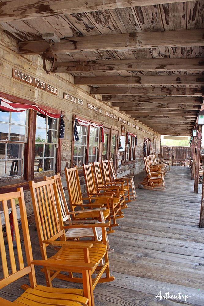 , Calico Ghost Town