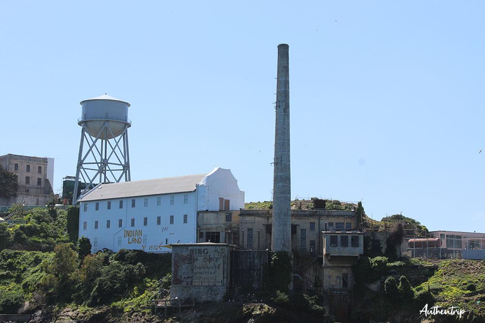 alcatraz road trip côte ouest états unis