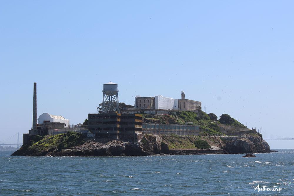 san francisco bateau alcatraz