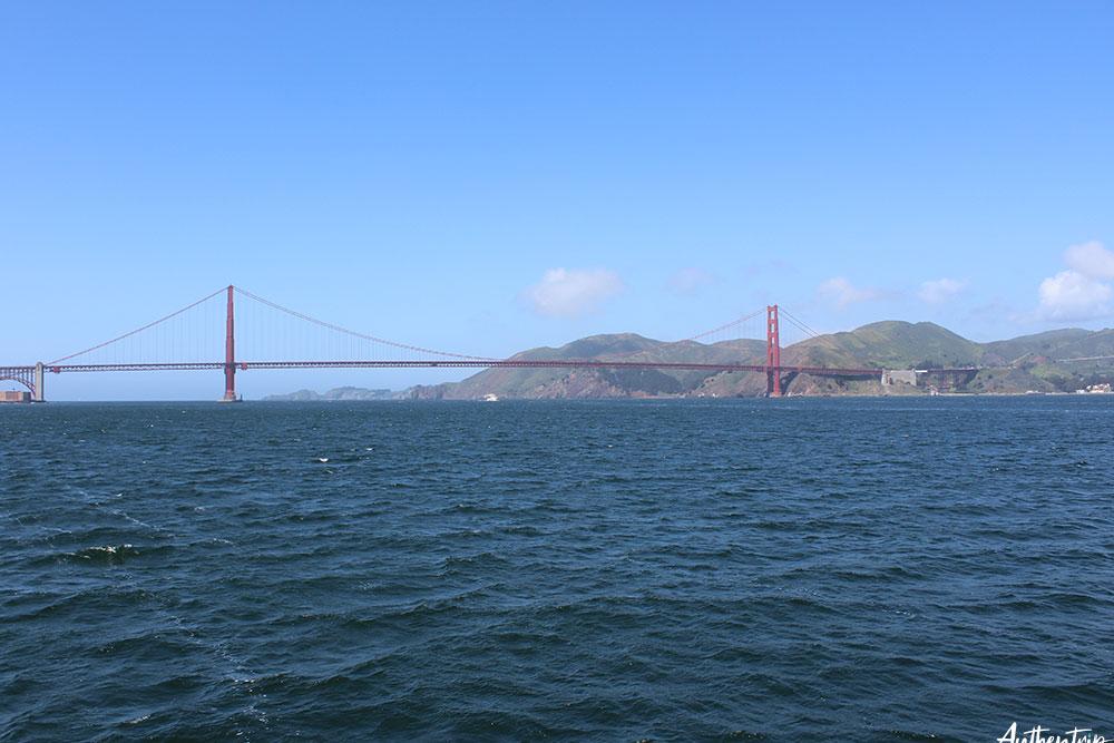golden gate bridge road trip côte ouest états unis