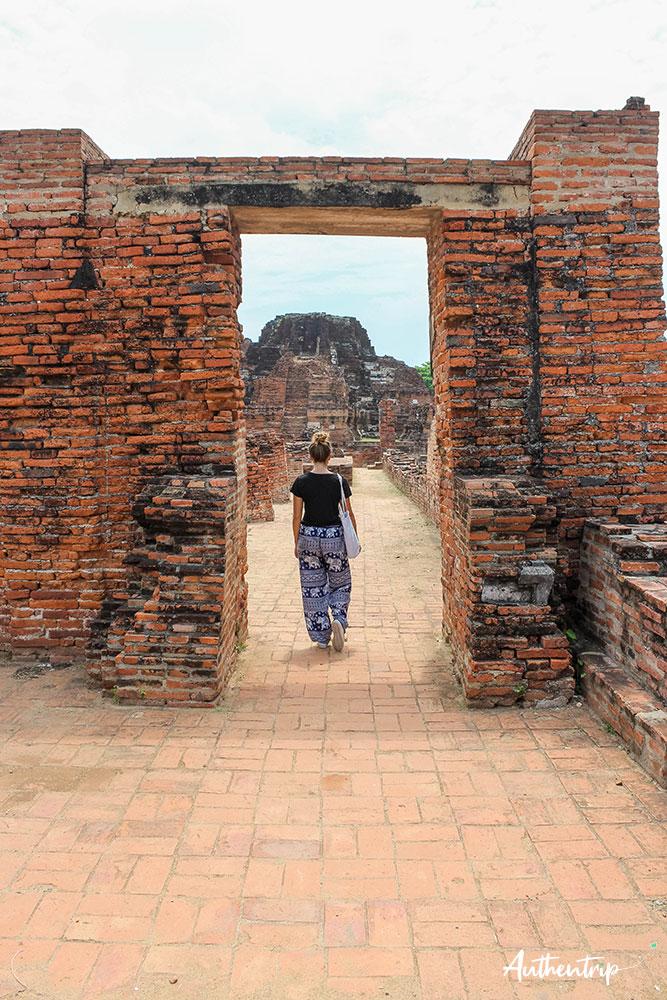 ayutthaya arche