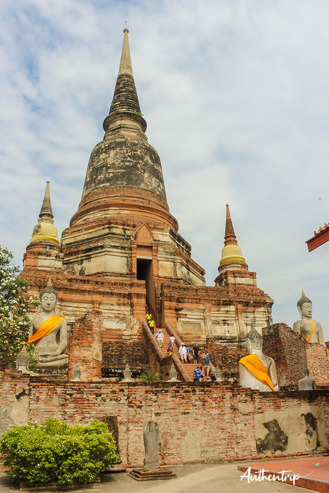ayutthaya wat yai chai mongkhon