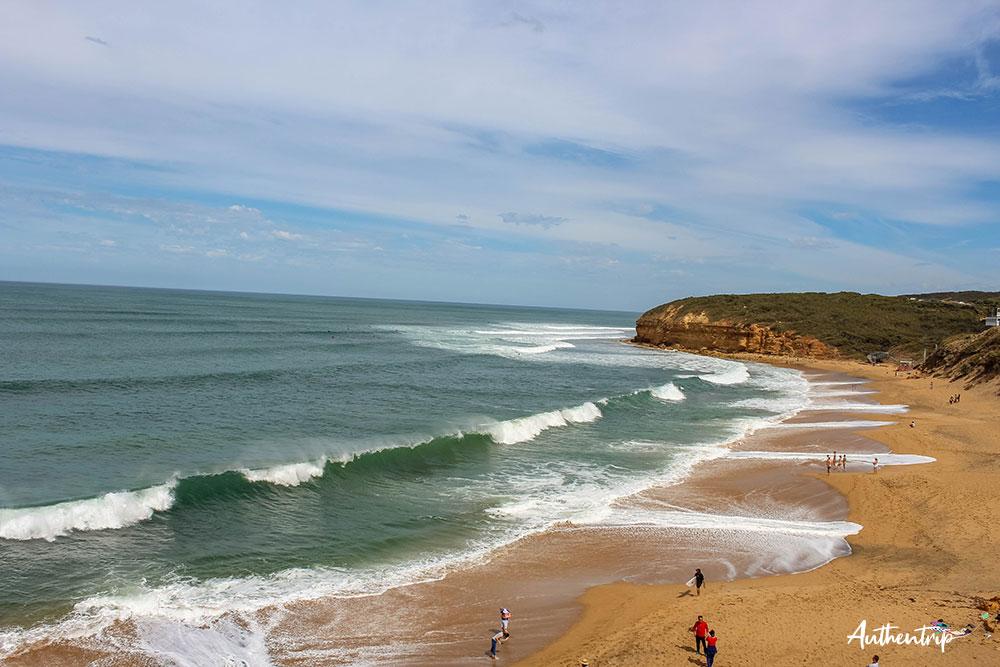 great ocean road bells beach