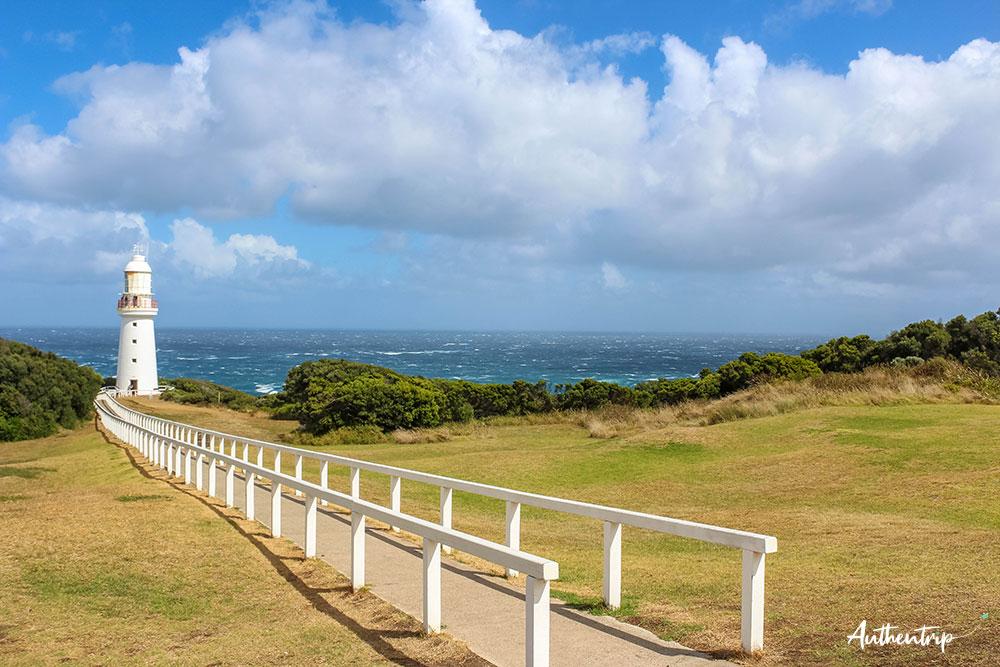 great ocean road cape otway phare