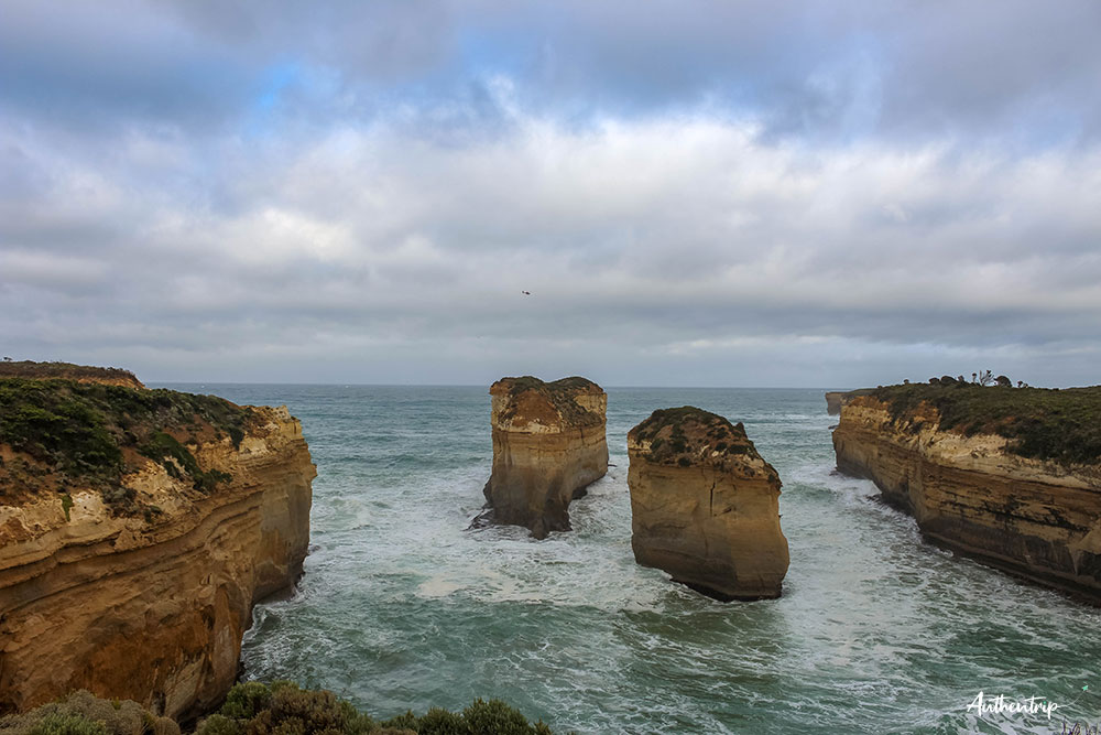 great ocean road loch are gorge