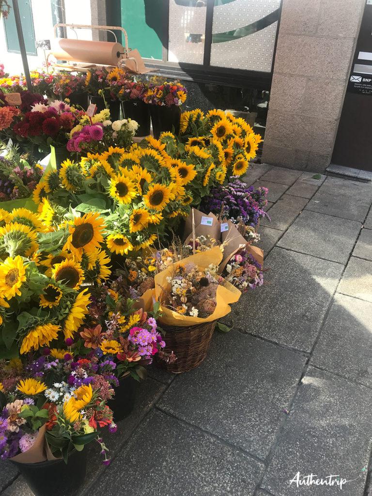city trip rennes marché lices
