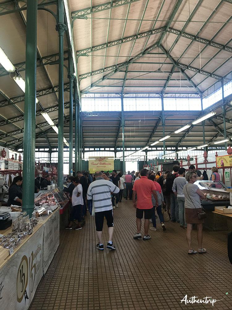 marché des lices city trip rennes