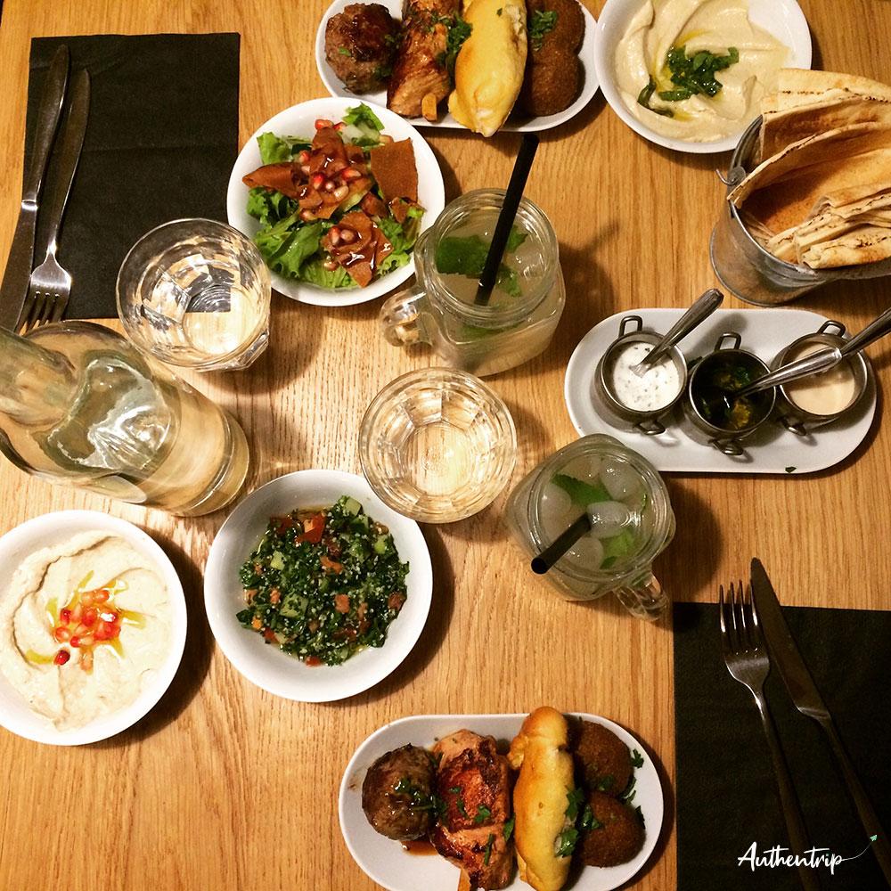 city trip rennes restaurant mezzelicious
