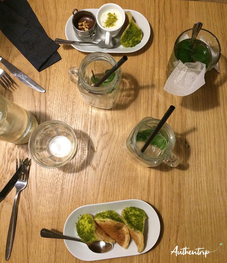 rennes restaurant Mezzelicious