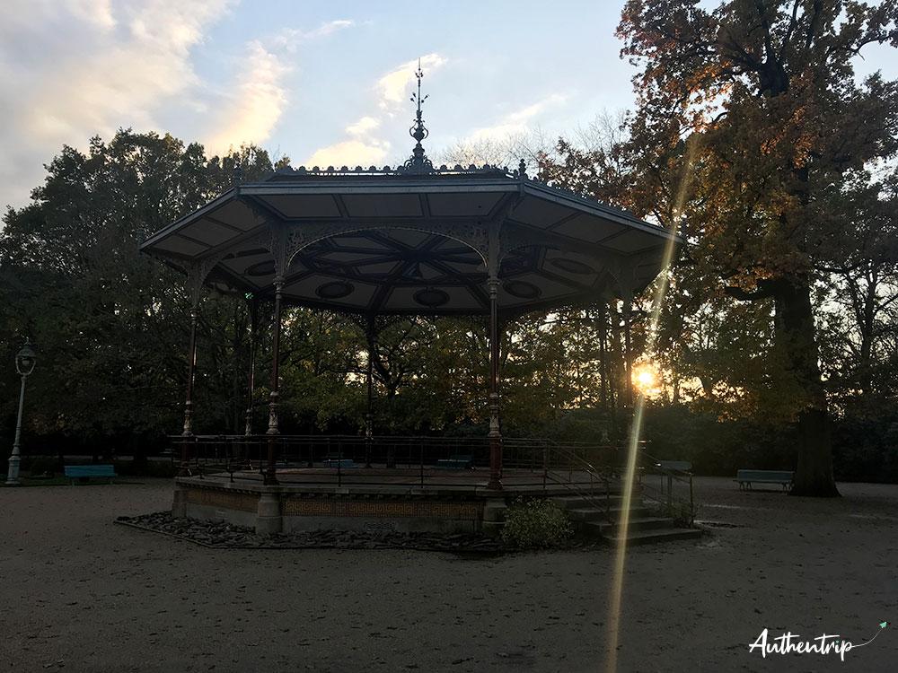 city trip rennes parc du thabor