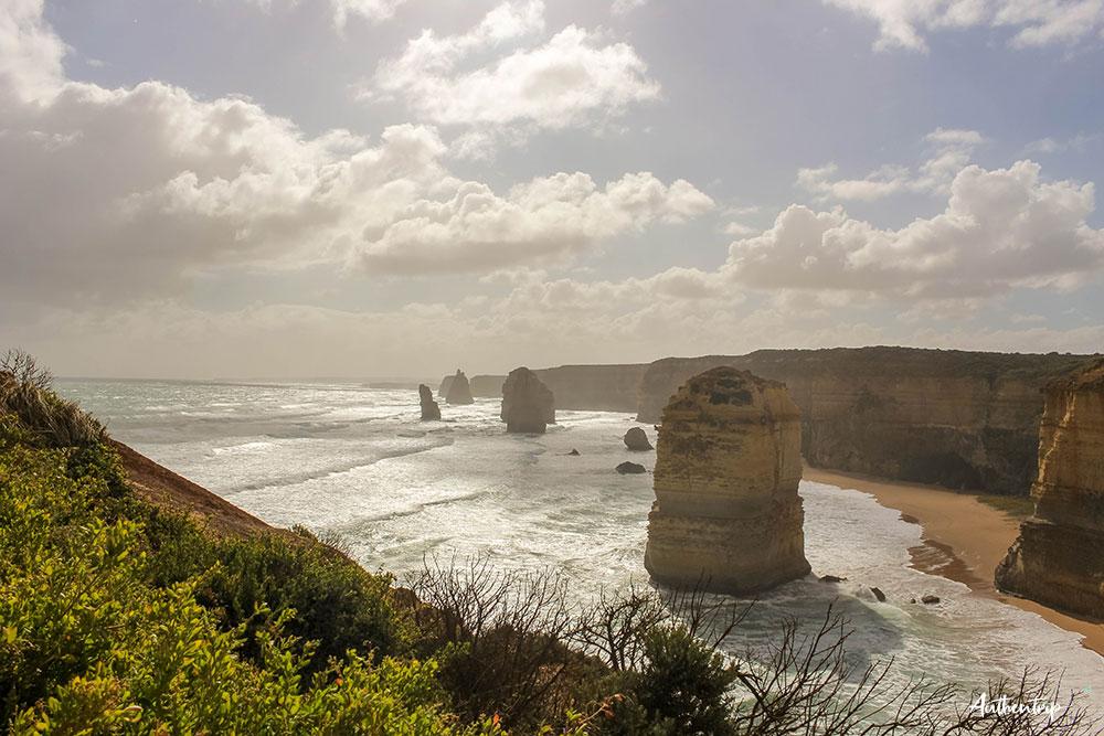 great ocean road twelve apostles