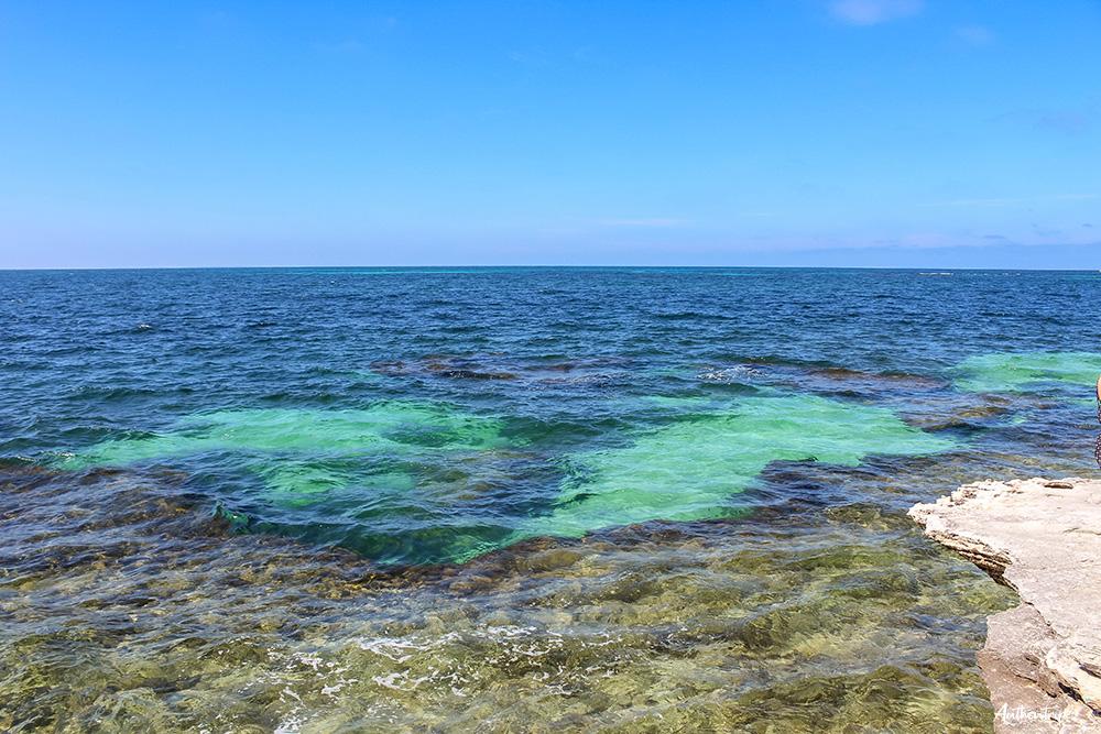 rottnest island henrietta rocks