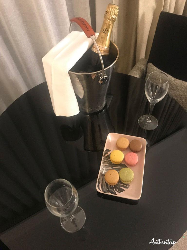 Champagne, Les Rives du Ter, Larmor-Plage