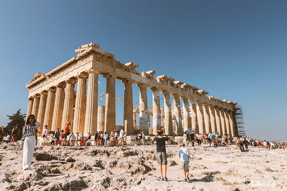 Acropole, Parthenon