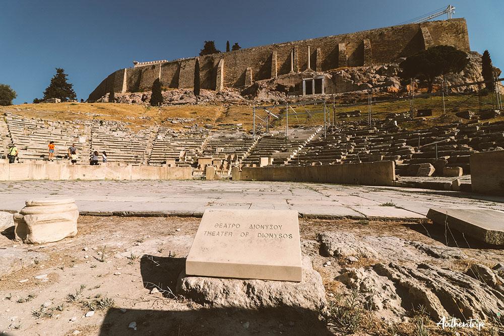 Acropole, Theatre Dyonisos